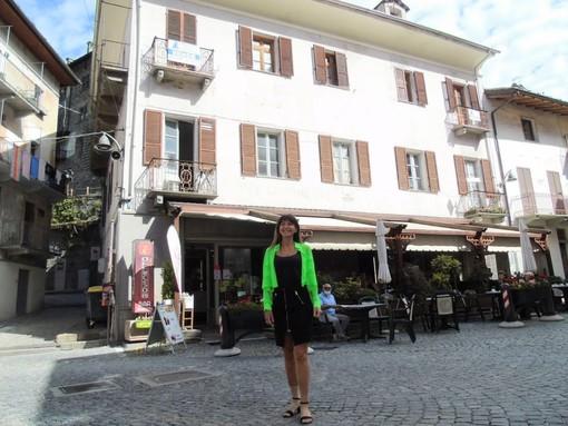 CASA SUBITO IN VALLE D'AOSTA: Grande alloggio in vendita nel centro di Verrès, piazza René de Challand