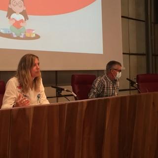 Marina Fey e Franco Bonetto