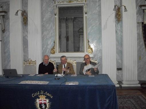 Marco Framarin, Delio Donzel e Jean-Louis Quendoz