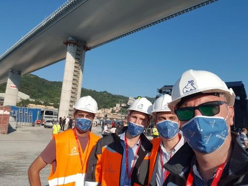 Il 'Gruppo Marazzato' rilancia dal Ponte di Genova il suo atout ambientale