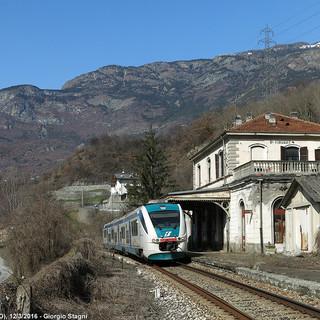 L'elettrificazione della ferrovia Aosta-Ivrea è realtà