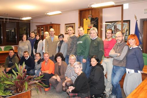 I premiati Boudza-té a Gressan lo scorso anno