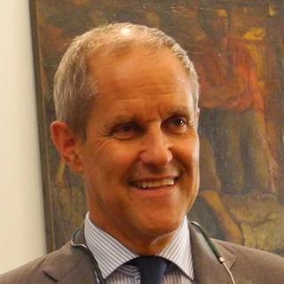 Il sindaco di Ivrea Stefano Sertoli