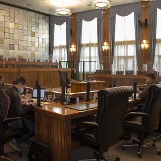 Una seduta della Seconda Commissione (immagine di repertorio)