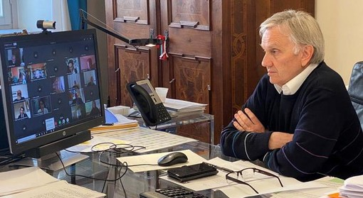 Kaswalder in videoconferenza