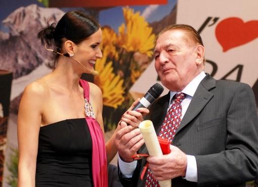 Les condoléances du Président de la Région pour la mort de  Umberto Lillaz, Chevalier de l'Autonomie 2011