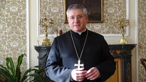 Il Vescovo di Aosta, Franco Lovignana