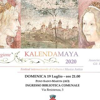 Da Bach a Piazzolla, il Festival Kalendamaya a Pont-Saint-Martin