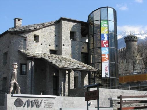 Il museo Mav a Fenis