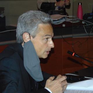 Il sindaco di Aosta, Gianni Nuti
