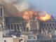 In fiamme Notre-Dame de Paris (VIDEO)