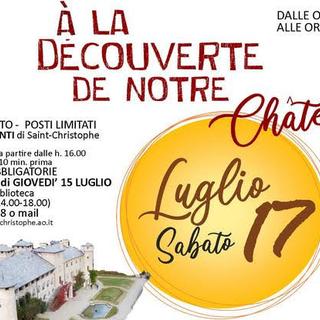 Saint-Christophe: A' LA DECOUVERTE DE NOTRE CHATEAU
