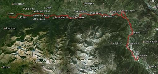 La Valle d'Aosta guarda alle piste ciclabili come strumento promozione turistica