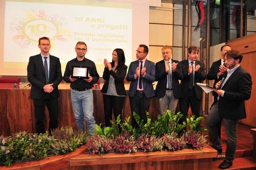 Une image d'archive du Prix régional benevolat
