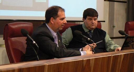 Luca Poggianti e Mauro Caniggia Nicolotti