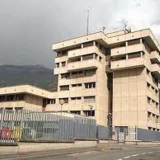 La sede della Questura di Aosta