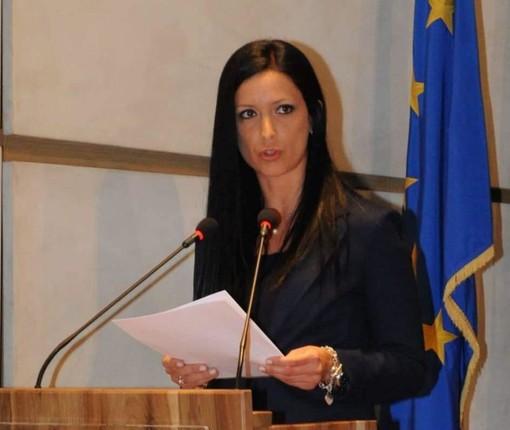 La Presidente del Consiglio Valle, Emily Rini