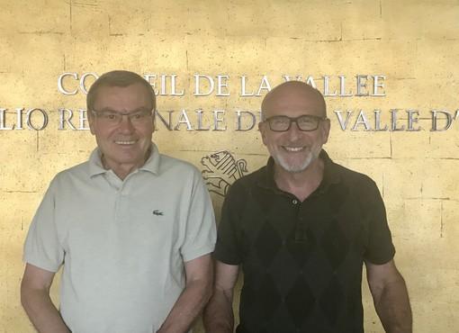 Renato Favre e Leonardo La Torre