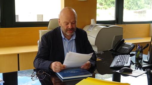 Nicola Rosset, presidente della Chambre Valdotaine