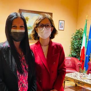Emily Rini (FI) ha incontrato ministro per gli Affari regionali e le Autonomie