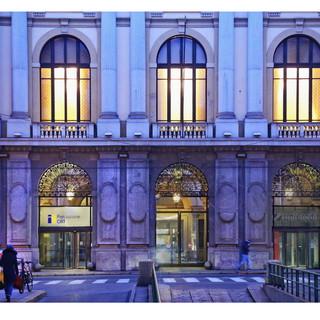 La sede della Fondazione Crt a Torino