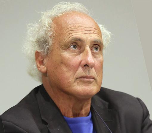 Stefano Benni presenta la sua ultima fatica al Jardin de l'Ange di Courmayeur