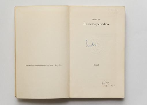Dal Rotary totem e targa in memoria di Primo Levi in dono alla biblioteca di St-Vincent