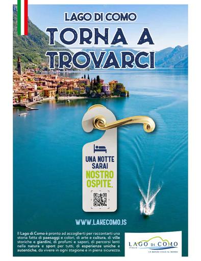 Regalatevi una vacanza sul lago di Como: al via la stagione turistica 2020 con un regalo speciale