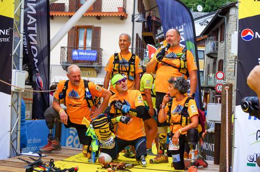 Nasce Tor in Gamba: nove amputati sull'Alta Via 1 e 2 della Valle d'Aosta dal 12 al 19 settembre 2020