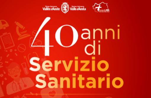 Quarant'anni di Servizio Sanitario in Valle d'Aosta