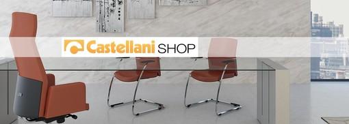 Sedie da ufficio ergonomiche di Castellani Shop, più comfort e produttività