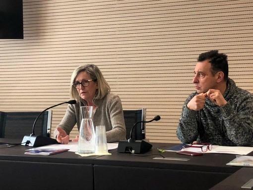 Enrica Zublena e FRanco Manes presidente Cpel