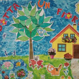 St-Marcel: Al via 'Adotta un fiore', residenti indossano il grembiule da giardiniere