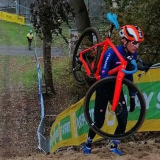 Ciclismo: L'ultima tappa della Coppa del Mondo a Hoogerheide, Agostinacchio in dietro