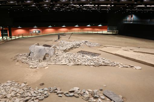 Conférences culturelles à l'aire mégalithique de St.Martin à Aoste