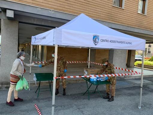 Aosta: Fino a venerdì 26 la distribuzione di mascherine chirurgiche