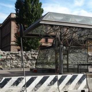 Aosta: Il parcheggio 'Carrel' chiude fino all'11 settembre