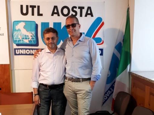 Tommaso Auci e Walter Zampa