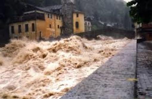 Alluvione dell'ottobre 2000 in Valle d'Aosta, il ricordo del CPEL