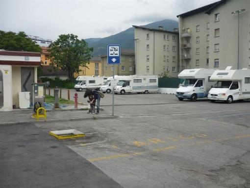 Aosta: Il degrado dell'area camper approda in Consiglio Comunale