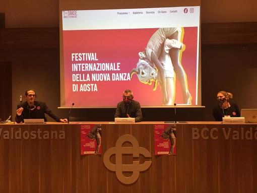 Marco Chenevier, Jean Frassy e Francesca Fini