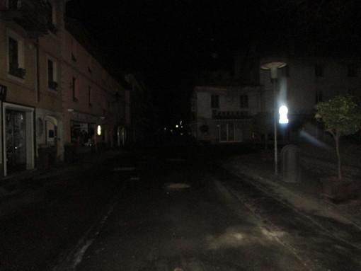 Vie buie ad Aosta