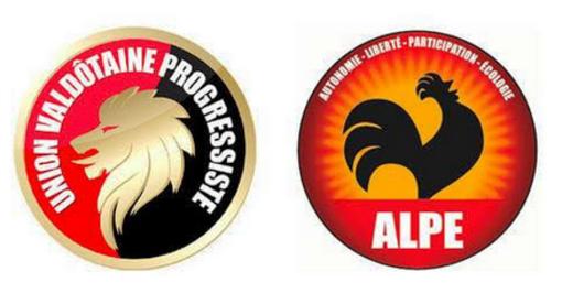 Alpe et Uvp 'reconstituer un seul mouvement autonomiste'