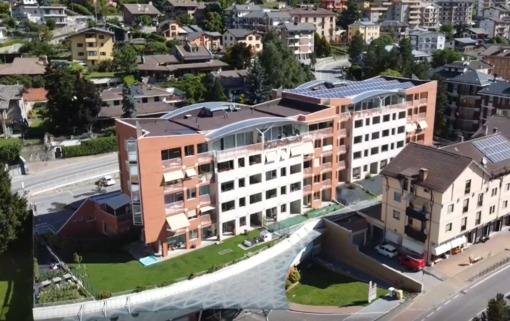CASA SUBITO IN VALLE D'AOSTA: Luminoso e nuovo alloggio in vendita ad Aosta, viale Gran San Bernardo