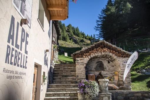 L'Alpe Rebelle di Daniele Pieiller tra i migliori 12 ristoranti valdostani per Vanity Fair