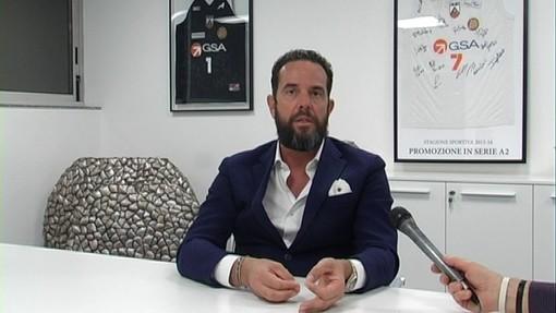 Alessandro Pedone (immagine da Youtube - APU GSA TV)