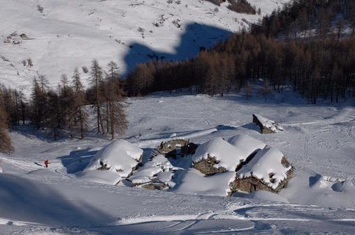 L'ESCURSIONE DELLA SETTIMANA: Arp du Bois a Saint Rhemy