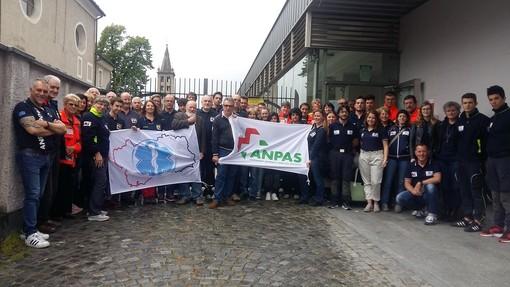 Volontari Soccorso VdA costituiscono Comitato regionale Anpa