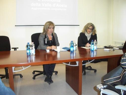 Angelica Pagliarulo e Cristina Fabrizi