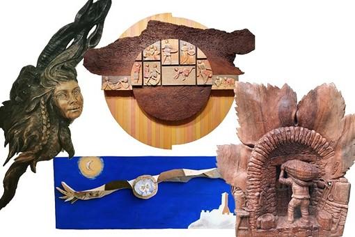 Ancora per pochi giorni gli 'Artisans autour du Fort' a Bard